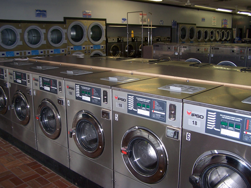 Self Serve Laundromat